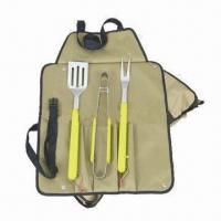Best Barbecue tool kit with stainless steel blade wholesale