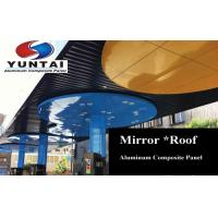 Best Mirror finish Aluminum Composite Panel wall cladding ACM building and construction material wholesale