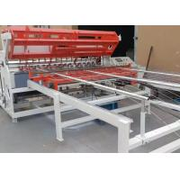 Best Holland Fence Mesh Welding Machine Roll Net Welding With PLC Control System wholesale