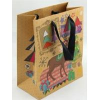 China hot sale beautiful holiday gift bag on sale