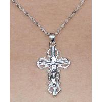 China 925 Sterling Silver Catholic Necklace Pendant on sale