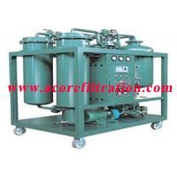 Buy cheap High Vacuum Turbine Oil Purification System from wholesalers