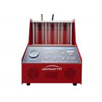 China High Performance Fuel Injector Tester And Cleaner / Electronic Diesel Injector Tester on sale