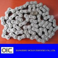 Buy cheap Four Side Rivet Motorcycle Chains Motorcycle Roller Chain 420 428 428H 520 530 from wholesalers