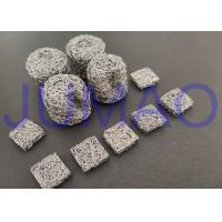Best Gas Turbines Knitted Mesh Filters Galvanized Wire For Back Seat / Rear Airbag wholesale