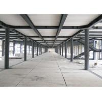 Cheap Concrete AAC Slab Panel Plant Lightweight Wall Panel Machine 380kw - 450kw Light for sale
