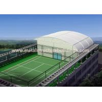 China Safety Agricultural Steel Building , Pre Made Steel Buildings Shock Resistant on sale