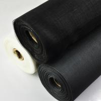 Best Fire Resistant Sliding Fly Screens , High Tensile Strength Fly Screen Mesh Rolls wholesale
