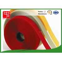 Best 10mm - 180mm hook and loop tape for sewing , white velcro tape 100% Eco - Friendly wholesale