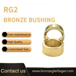Best ASTM Copper Alloy Flanged Sleeve Bushing H7 Tolerance Housing wholesale