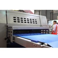 Best Flatbread Line Dough Sheeter Machine Easy Clean With 800mm Width Working Table wholesale