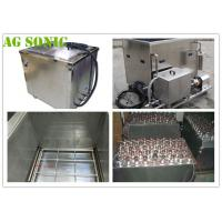 China Heavy Duty 270L Ultrasonic Gun Cleaner With Dual Stainless Steel Tank on sale