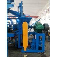Best Automatic Scrap Rubber Tires Recycling Machine For Radial Steel Tire wholesale