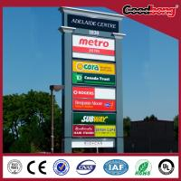 Best high bright outdoor advertising led road signs wholesale