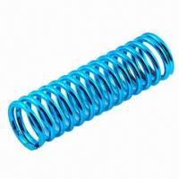 Best Compression Spring, Customized Orders Accepted with 0.08 to 10mm Diameter, Spring Manufacturer wholesale