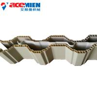 Best PVC Corrugated Roof Sheet Making Machine Hollow Wave Tile Roof Co - Extrusion Mould wholesale