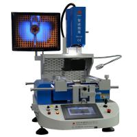 China Full automatic PCB repair Equipment ZM-R8650 BGA rework station with vision alignment system on sale