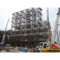 Best Precast Industrial Steel Warehouse Building Fabrication With Short Production Cycle wholesale