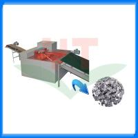 China Automatic tire block cutter machine for tire recycling crumb rubber plant on sale