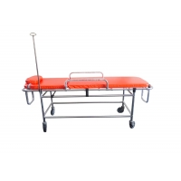 China Medical Equipment For MRI Movable Non-Magnetic Stretcher Bed Patient Stretcher For Sale on sale