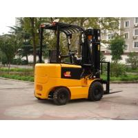 Best J Series 4.0 - 5.0 Ton Electric Powered Forklift , Four Wheel Electric Stacker Truck wholesale