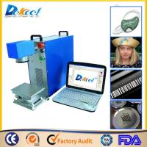 Best Dekcel10W/20W/30w CNC Portable Fiber Laser Marking Machine Price wholesale