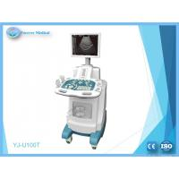 Best Ce, FDA Certified Trolley Ultrasound Scanner Diagnosis System Sonographic Machine (YJ-U100T) wholesale