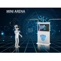 360 Free Platform Virtual Reality Simulator , Vr Flight Simulator For Game Center
