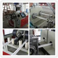 Best Small Size PVC Pipe Extrusion Machine Double Pipe Mould For Two Pipes Production wholesale