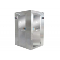 Best CE L Type Corner 30m/S Cleanroom Air Shower For Cleanroom Area wholesale