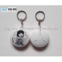 Best ABS Music Keyring Music Keychain With Customized Logo , Customized Sound wholesale