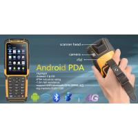 China Handheld PDA Devices IP 64 Industrial Protection Level 1GB+8GB Memory on sale