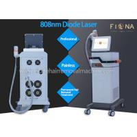 China Epilator Painless Laser Hair Removal Machine , Permanent Hair Removal Device Energy Saving on sale