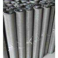 China Solid Structure High Tensile Steel Wire Mesh For Cylinder Mould In Paper Machine on sale