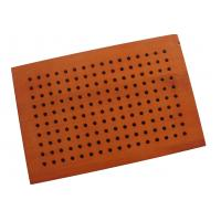 Best Decorative Studio Room Perforated Wood Acoustic Panels , Sound Absorbing Board wholesale