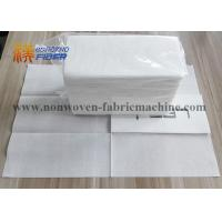 Best Decorative Linen Like Paper Dinner Napkins Disposable Fluff Pulp Material wholesale