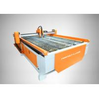 Buy cheap High Precision Plasma Cutting Machine Stainless Steel Fast Speed With Light from wholesalers