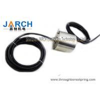 Buy cheap Flange Mounting 4~16 circuits 5A singnal Explosion Proof Slip Ring IP66 Protection Certified from wholesalers