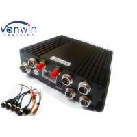 Best SD Card MDVR with wifi 3G 4G GPS Support 4CH Playback Mobile DVR wholesale