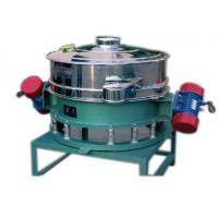 Best Double motors circular shaker sieve-1000mm-single deck sifter for fine glass powder  wholesale