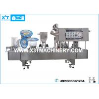Best Automatic Drinking Water Plastic Cup Filling and Sealing Machine wholesale