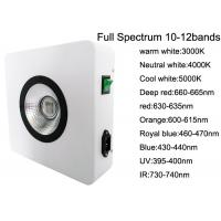 Buy cheap High PPFD 200W Full Spectrum Growing Plant Lamp Cob In Medical Plants Greenhouse from wholesalers