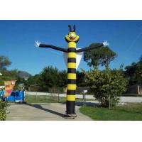 Best Dancing Bee Custom Advertising Inflatables Waterproof For Promotion Event wholesale