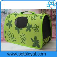 2016 Dog Carrier Carry Bag Sweet & Cute Pets Dog Cat Puppy carrier bag China factory
