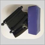 Best Dark Brown Color Spring Loaded Hinges , Screen Door Spring Hinges Paper Box Packing wholesale