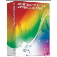 China Adobe Creative suit 3 master collection retail box on sale