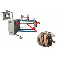 Best SGS CNC Transformer Automatic Coil Winding Machine With Two Wire Guide wholesale