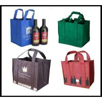 Best High quality Promotional custom logo non woven shopping bag with your size wholesale