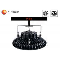 Buy cheap 19500 LM LED Low Bay Garage Lighting , 130LM/W 150W LED Low Bay Lamp For Factory from wholesalers