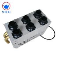 Buy cheap 12V / 24V Bus Heating Windshield Defroster 6 Holes Defroster for Frog Removing from wholesalers